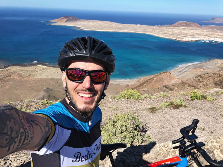 Trainingscamp Lanzarote